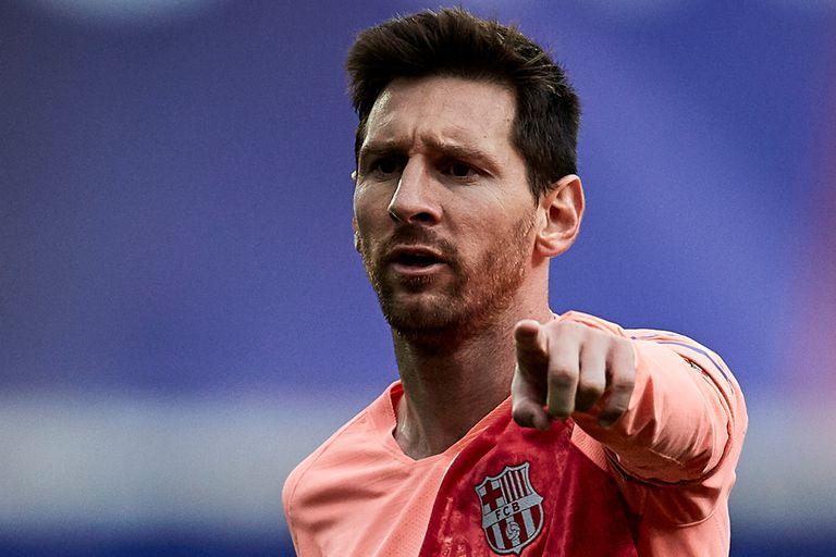 Lionel Messi reescribe la historia con su disfraz de goleador