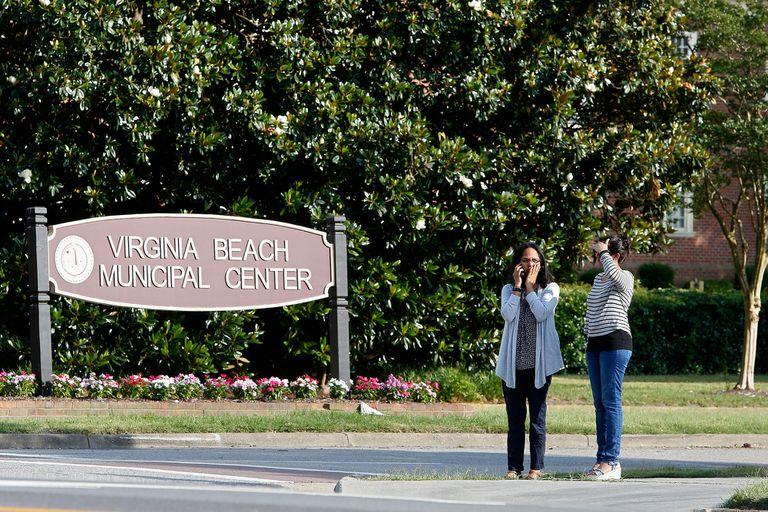 Tiroteo en Virginia Beach Municipal Center