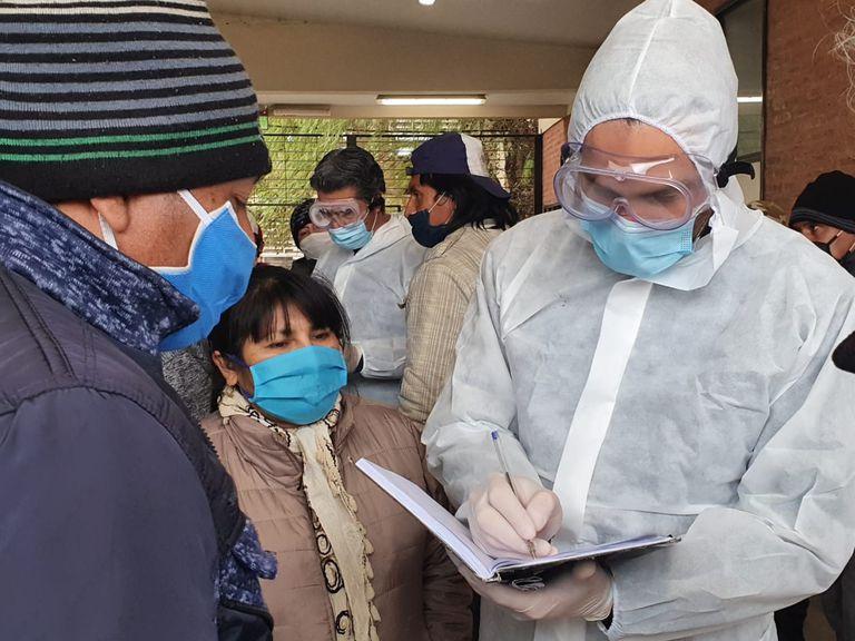 Santiago Cafiero acordó con Jorge Capitanich la aplicación inmediata del plan Detectar, para realizar mayores testeos en la provincia