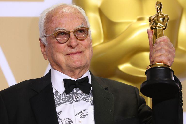 James Ivory y su Oscar a mejor guión adaptado por el film Llámame por tu nombre