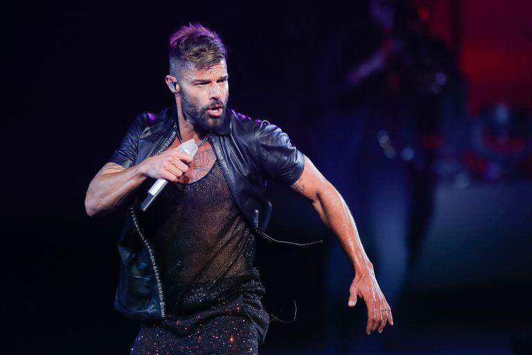 Ricky Martin se presentó en el Orfeo de Córdoba ante más de 7500 personas