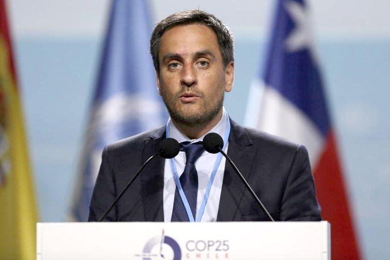 Cabandié participa en Madrid de la Cumbre de Cambio Climático COP 25