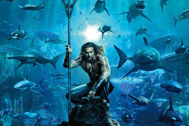 Aquaman: lo mejor y lo peor de la aventura subacuática de DC