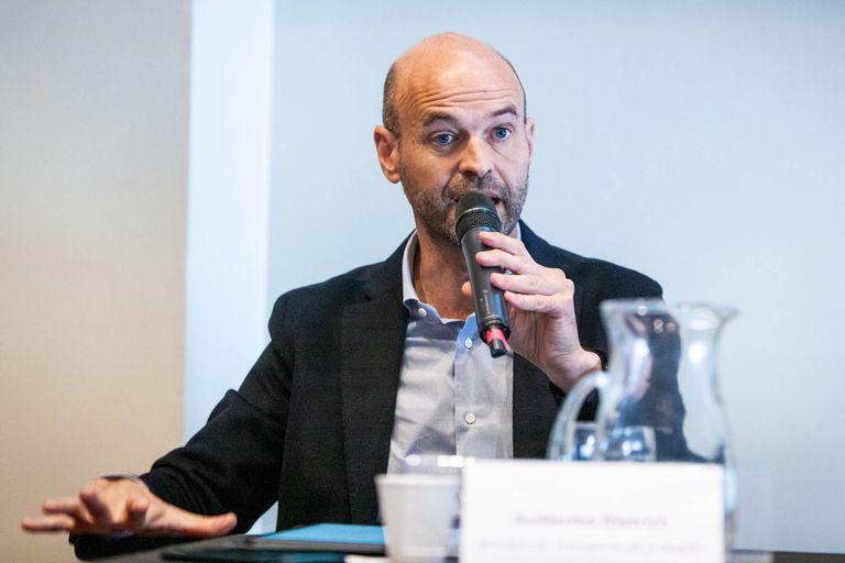 """Guillermo Dietrich y una férrea crítica al sindicato de pilotos: """"Le ha hecho mucho daño al país"""""""