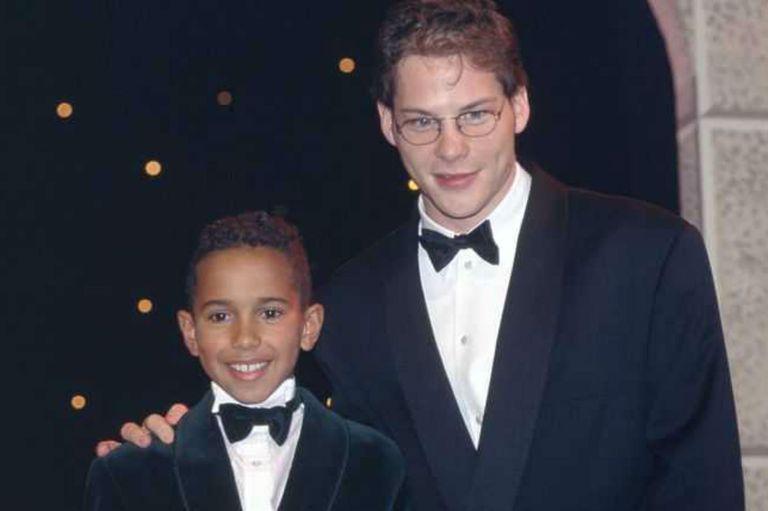 Domingo 3 de diciembre de 1995: la noche en que cambió la vida de Lewis Hamilton