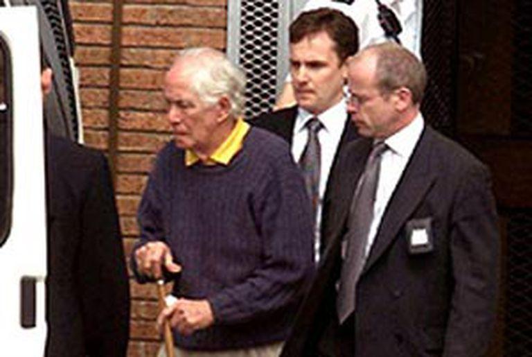 Debilitado, Ronnie Biggs deja la comisaría de Chiswick