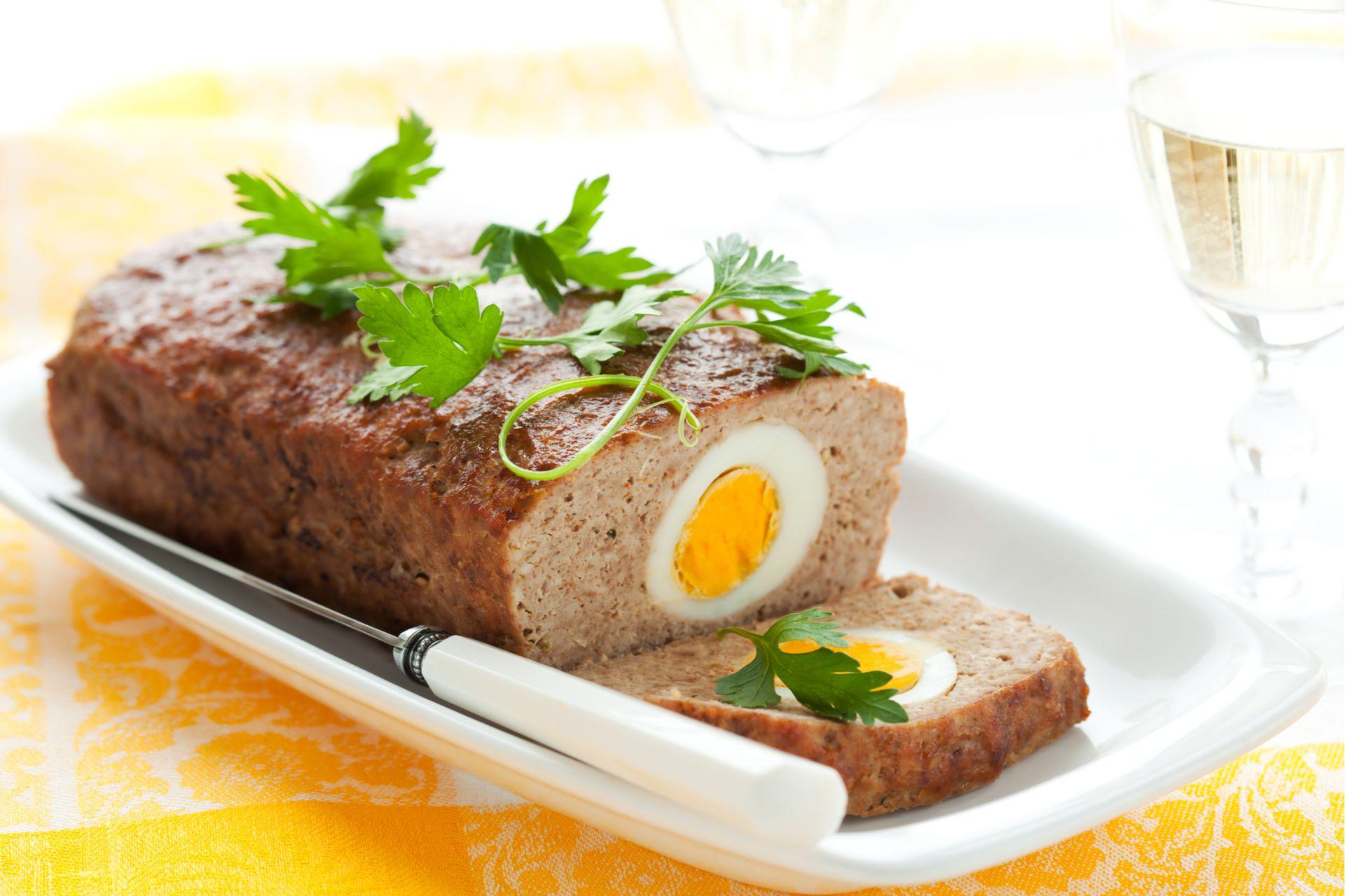 El klops, pan de carne, es una receta de la cocina judía ashkenazí