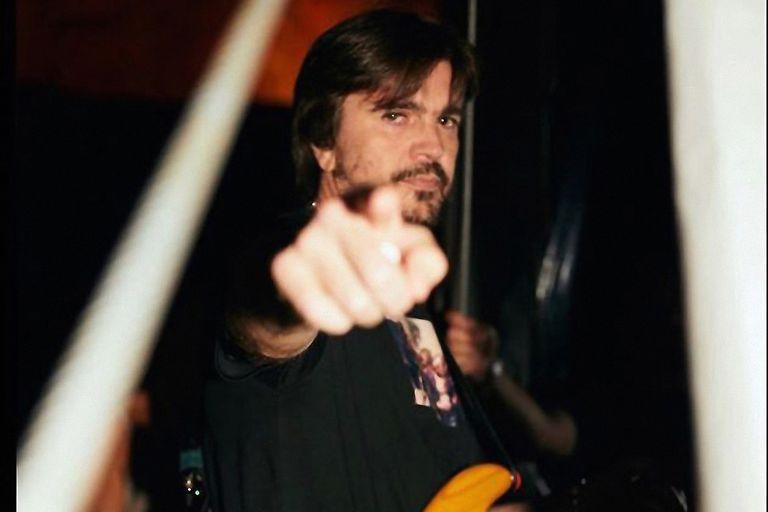 Juanes hizo un cover de Metallica y la banda se lo agradeció en las redes