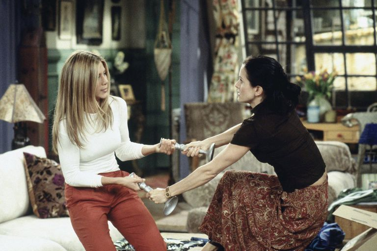 El reencuentro de tres protagonistas de Friends que causa furor