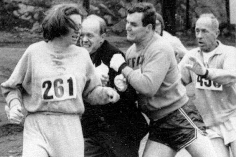 Kathrine Switzer, la pionera que corrió para abrir caminos