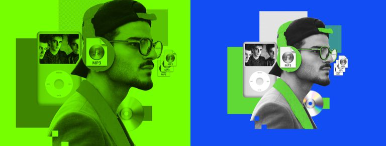 Del CD al streaming. La transformación en la manera de escuchar música