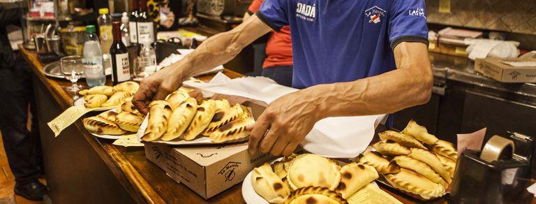 Dónde comer buenas empanadas en Buenos Aires
