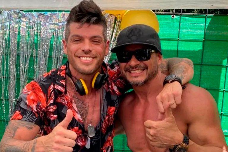 """Cristian U ofició de DJ en una fiesta clandestina: """"Necesito trabajar"""""""
