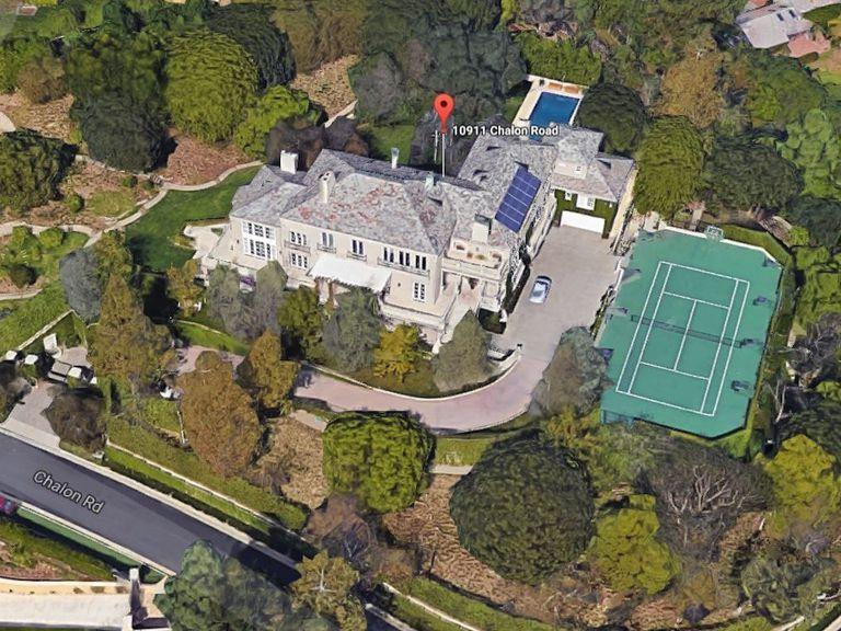 Antes de ponerla a la venta, Elon Musk solía alquilar su mansión para que se realizaran eventos