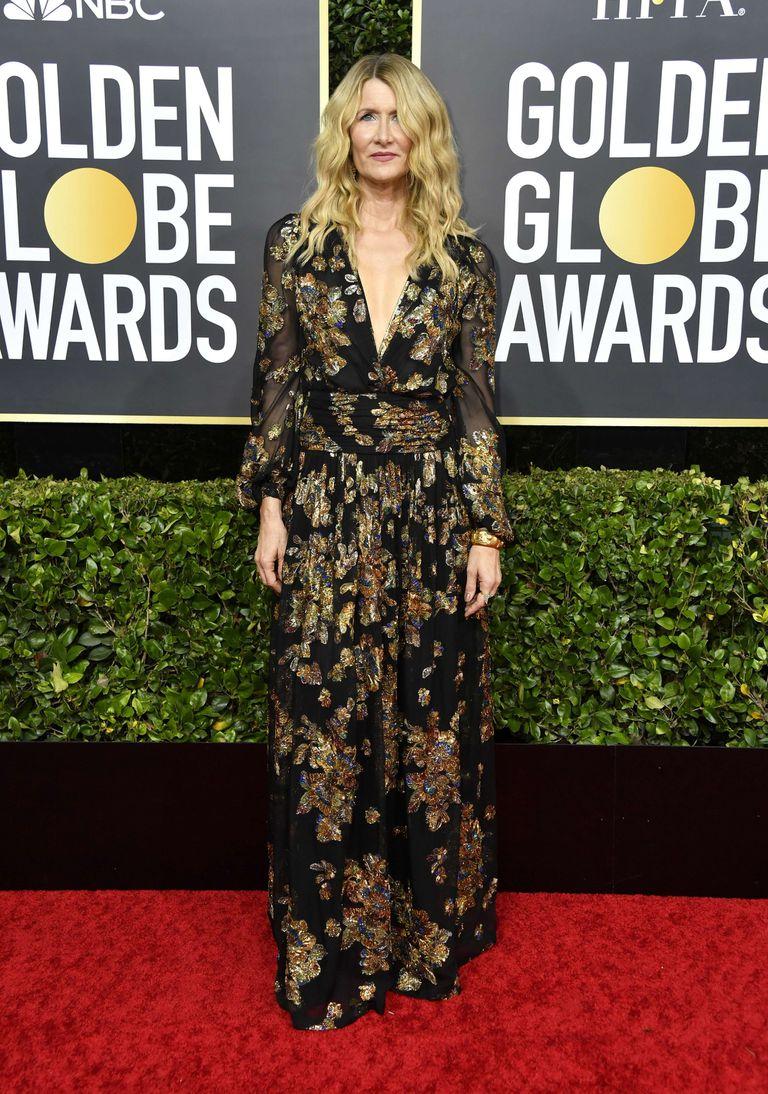 Laura Dern se quedó con el Globo de Oro a mejor actriz de reparto, por su labor en Historia de un matrimonio