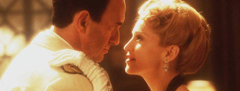Evita: la obsesión de Madonna, Menem y un rodaje con tanto glamour como enojo