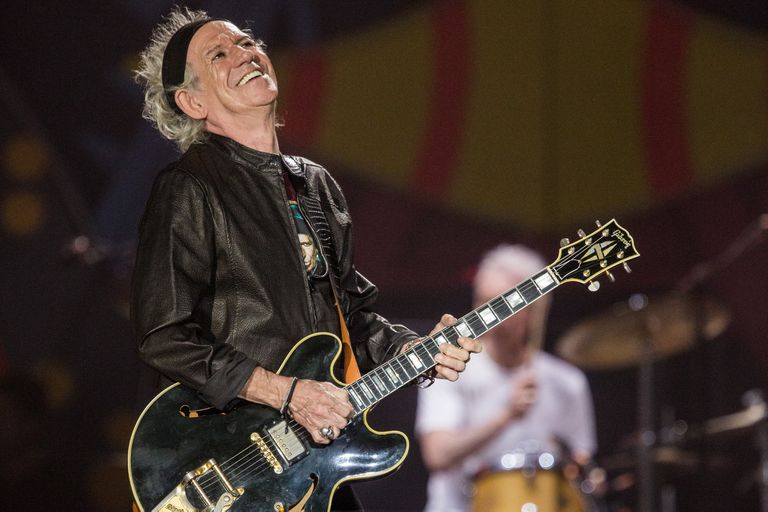 Keith Richards habla de la nueva gira de los Rolling Stones