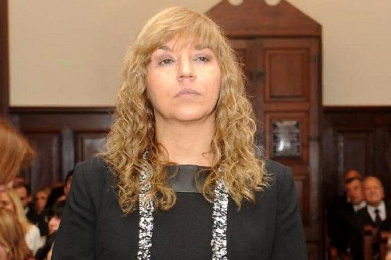 La fiscal María del Carmen Reuter fue designada por Alperovich en 2015
