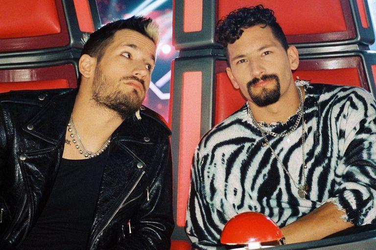 Ricky y Mau Montaner.