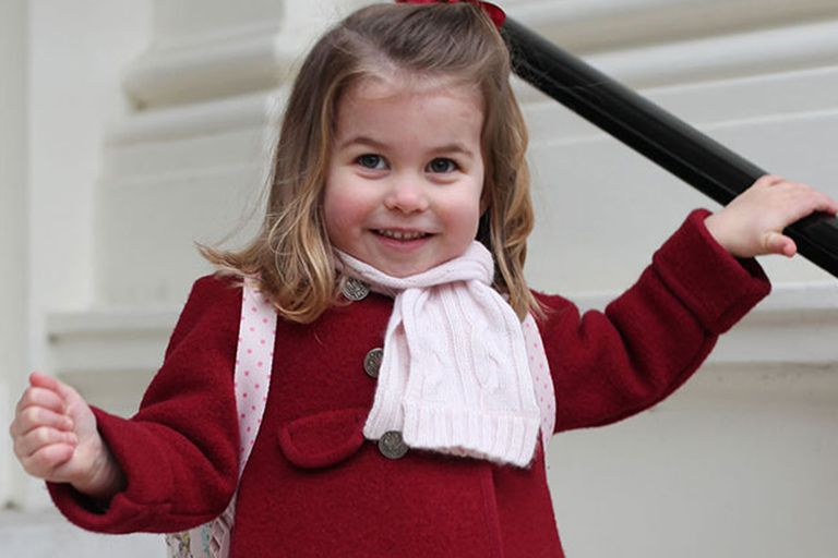 La princesa Charlotte tiene 3 y vale $4 mil millones para la economía británica