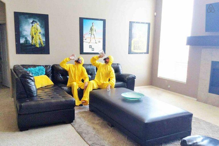 Los fanáticos de Breaking Bad pueden vivir en la famosa casa de Albuquerque