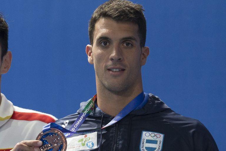 Fede Grabich y su histórica medalla de bronce en Kazán