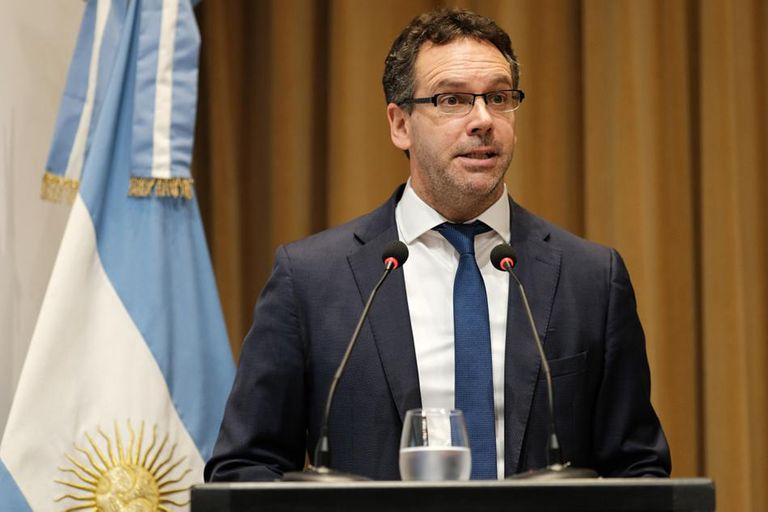 Guido Sandleris, presidente del Banco Central