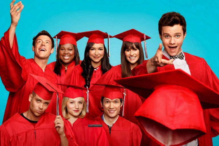En tiempos mejores: los principales actores del elenco de Glee, en sus inicios