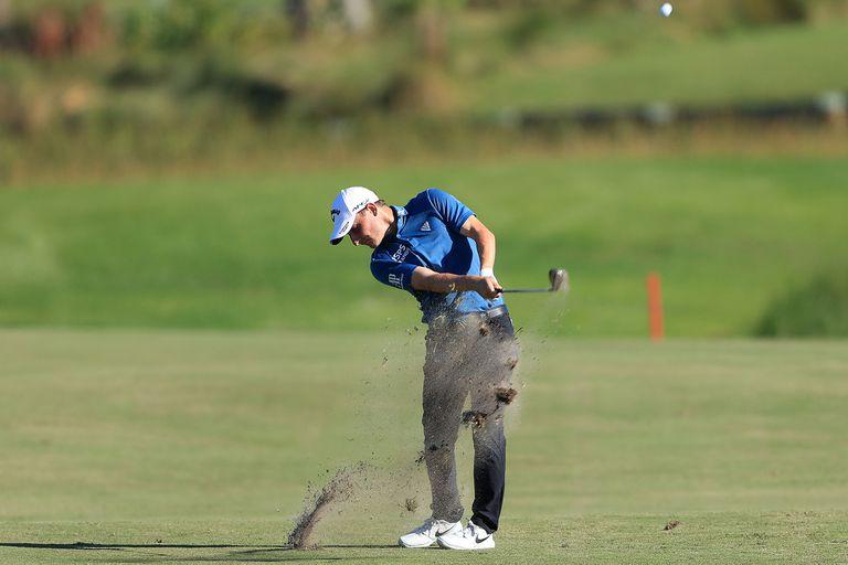 Emiliano Grillo: metió todo en el green y busca su segundo título en el PGA Tour