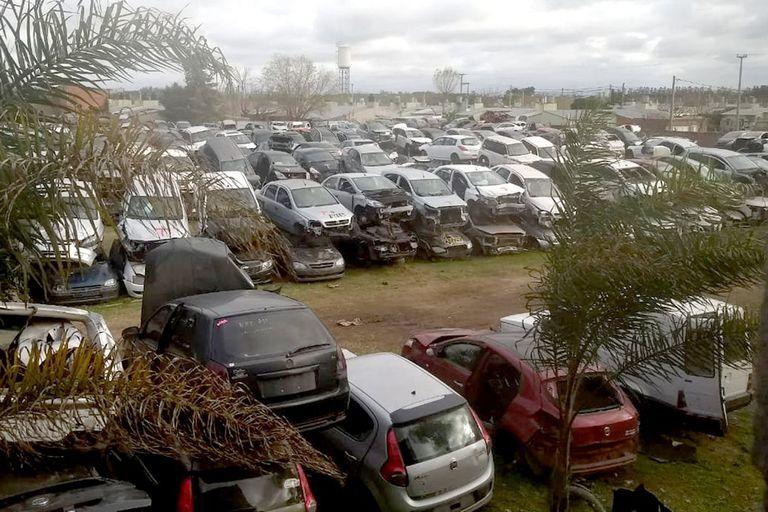 Córdoba: cuatro comisarios fueron imputados por el robo de autopartes