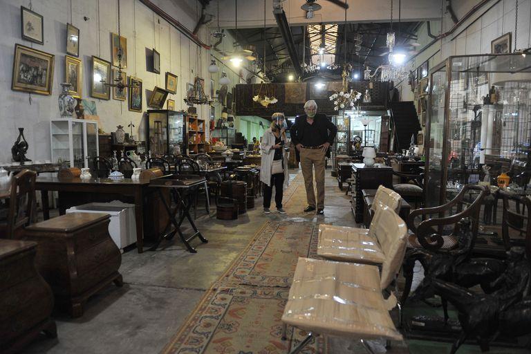 Cierra un clásico: La casa Breuer Moreno se prepara para su último remate