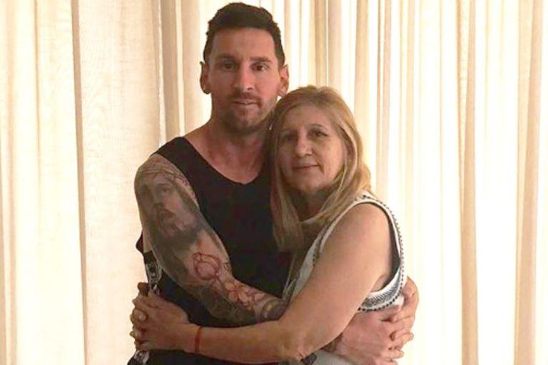 La madre de Lionel Messi habló sobre la final de la Copa América y las cábalas que respetó para atraer el triunfo
