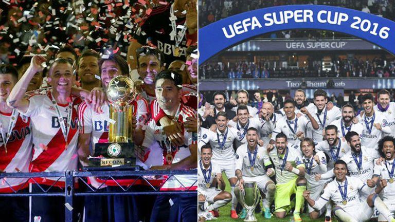 River y Real Madrid podrían definir un nuevo título internacional