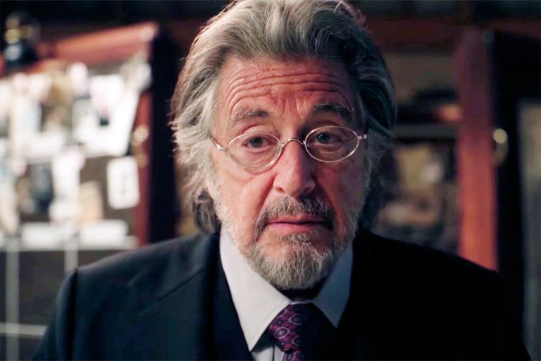 Al Pacino confesó que llegó a ir a terapia cinco días a la semana porque no sabía cómo lidiar con la fama