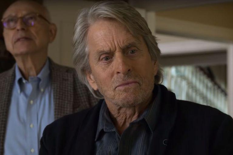 Netflix: Michel Douglas regresa a la pantalla con la comedia The Kominsky Method