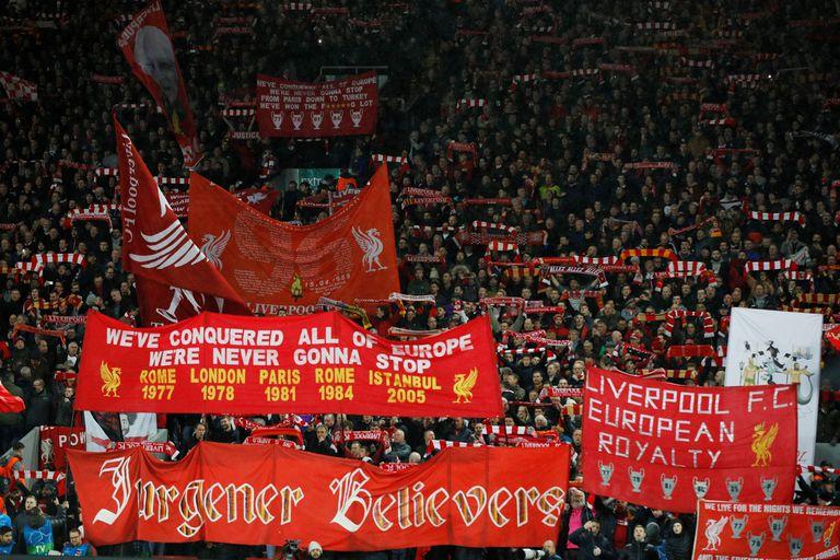 Lo mejor de Lyon-Barcelona y el show de los hinchas en Liverpool-Bayern Munich