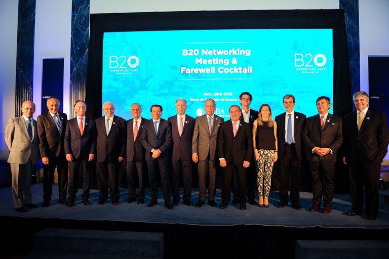 El G-20 puso un paréntesis a la crisis y devolvió optimismo a los empresarios