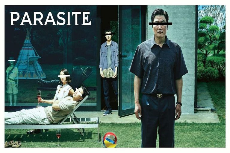 """Parasite"" de Bong Joon-ho"