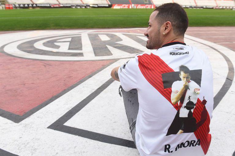 Mora presentó su partido homenaje: fecha, invitados y el precio de las entradas