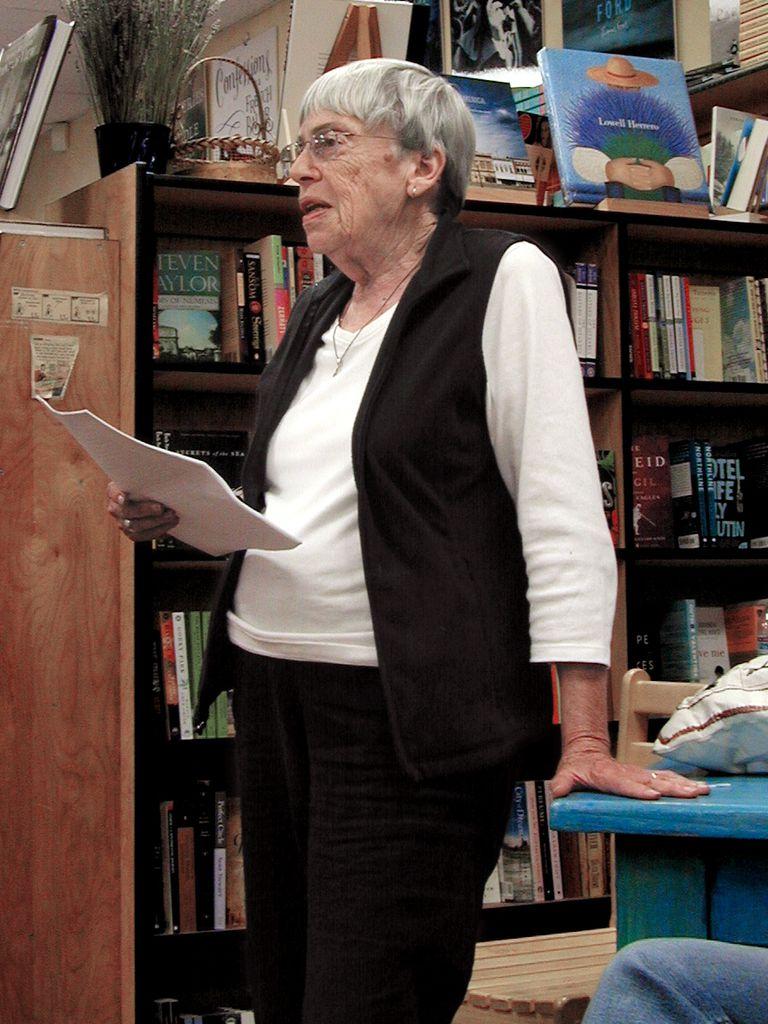 Ursula K. Le Guin, la maestra estadounidense de la ciencia ficción