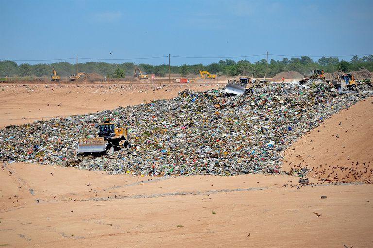 Los efectos de quemar la basura en la Ciudad
