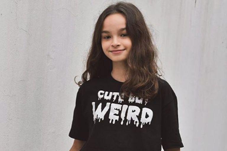 Vida, la nieta del flaco Spinetta, sorprende con sus videos musicales
