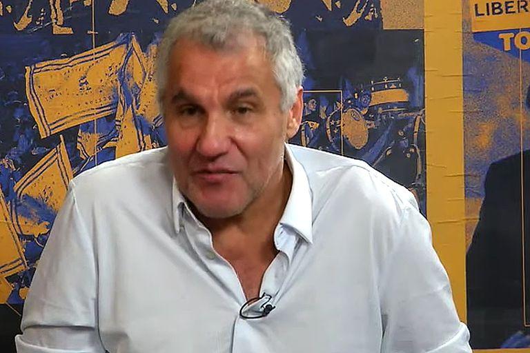 Alberto Márcico alejado del fútbol