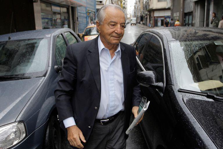 Armando Cavalieri, el histórico líder del gremio de Comercio