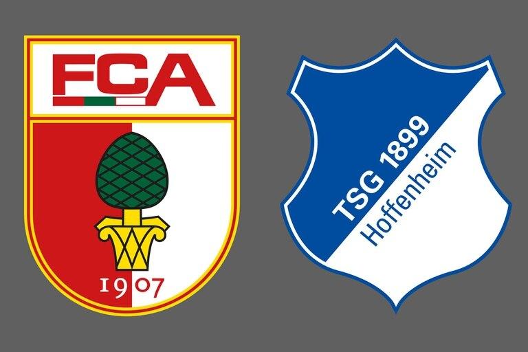 Augsburgo - Hoffenheim, Bundesliga: el partido de la jornada 27 - LA NACION