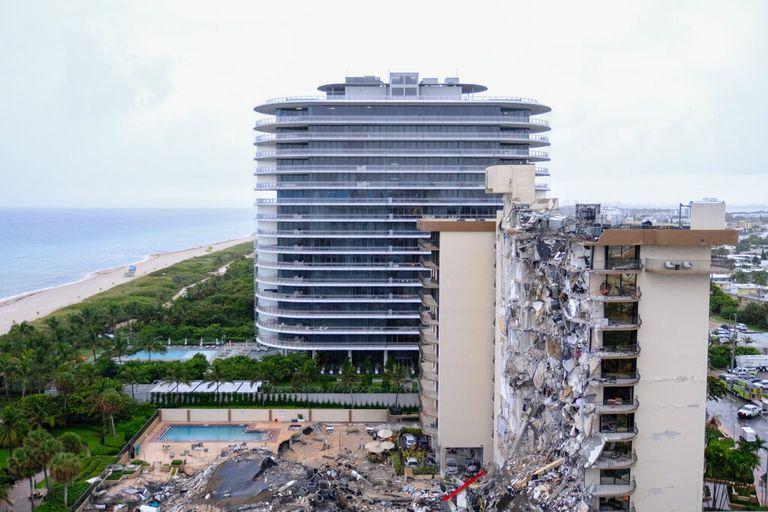Según una investigación, el edificio de Miami derrumbado se habría financiado a través del narcotráfico