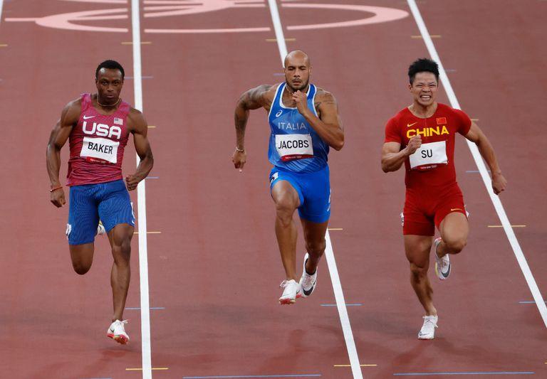 Impacto en el atletismo mundial: un chino dominó los 100 metros y va por el trono de Bolt