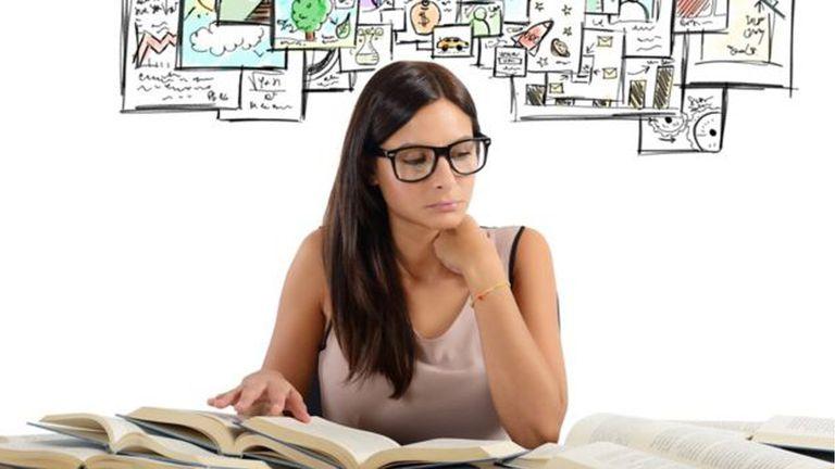 ¿Pensaste alguna vez qué pasa por tu cabeza cuándo lees?