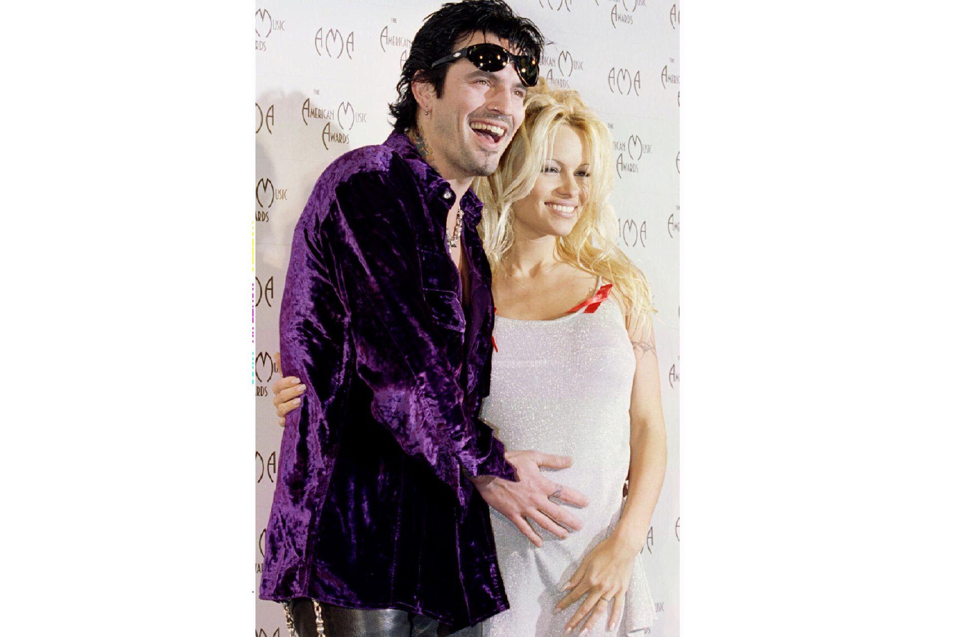 Tommy Lee, uno de los grandes amores de Pamela Anderson
