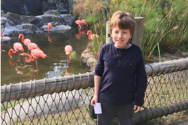 Benjamín tiene síndrome de Prader Willi y fue rechazado en 27 escuelas de gestión privada de la ciudad de Buenos Aires.